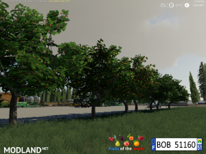 FS19 Fruits Trees By BOB51160 1.0, 4 photo