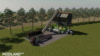Global company placeable wood chipper v 1.1, 1 photo