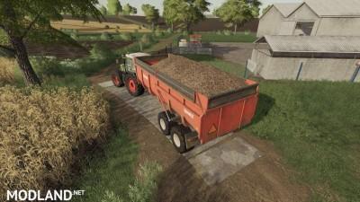 Grain Storages Pack v 1.1, 4 photo