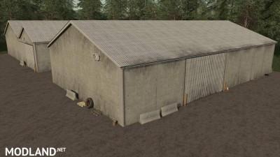 Grain Storages Pack v 1.1, 5 photo