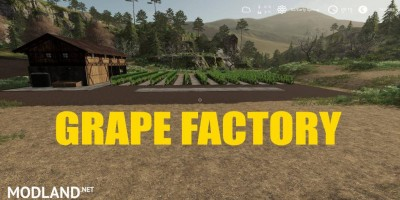 Grape Factory v 1.0