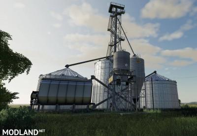 GSI Grain Storage Bins v 1.0, 2 photo
