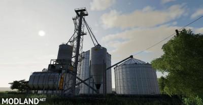 GSI Grain Storage Bins v 1.0, 4 photo