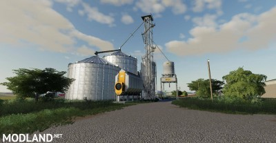 GSI Grain Storage Bins v 1.0