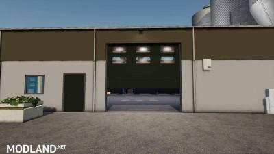 Hall with silo v 3.0, 6 photo