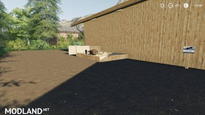 Horse stable with riding hall v 1.0, 2 photo