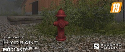Hydrant with Watertrigger v 1.0
