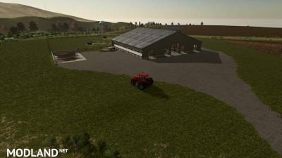 Large Cattle Barn v 1.0, 2 photo
