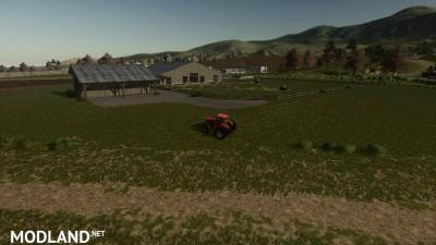 Large Cattle Barn v 1.0, 1 photo