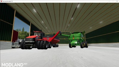 Large Shed v 2.0, 4 photo