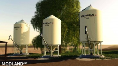 Meridian FuelTank and BulkBins v 1.0, 3 photo