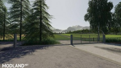 Metal Gates Prefab (Prefab) v 1.0.1, 3 photo