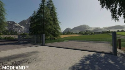 Metal Gates Prefab (Prefab) v 1.0.1, 4 photo