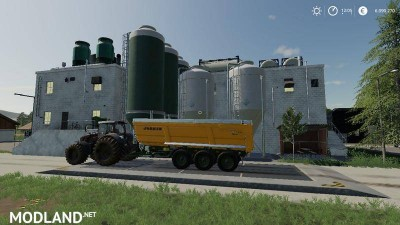 Multi Silo NEW built 950k farmSilo v 1.0.2, 4 photo