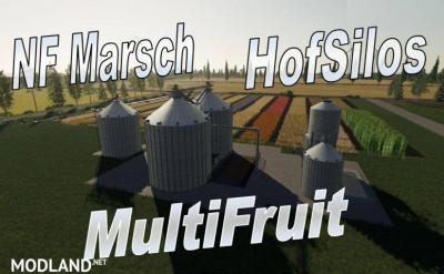 Multifruit Silo mit Erweiterung v 1.0, 1 photo