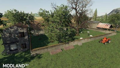 Old sheep placeable v 2.5, 1 photo