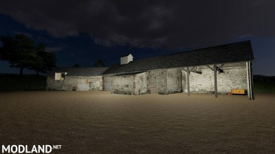 Old Stone Barn Placeable v 1.0, 5 photo