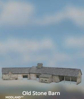 Old Stone Barn Placeable v 1.0, 6 photo