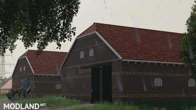 Old Styled Farmhouse With Barn v 1.0, 3 photo