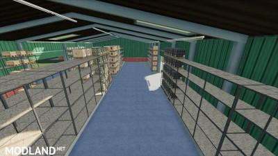 Pallets High Shelf Storage v 1.0, 2 photo