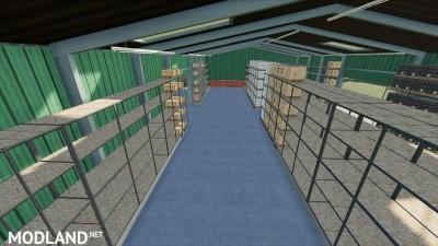 Pallets High Shelf Storage v 1.0, 1 photo