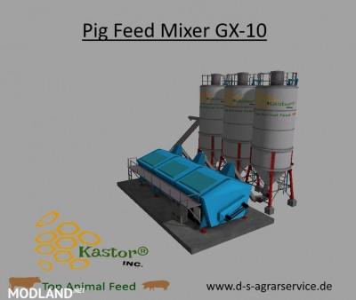 Pig Feed Mixer GX-10 By Kastor INC. v 1.0, 1 photo