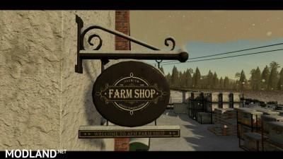 Placeable Farm Shop v 1.1