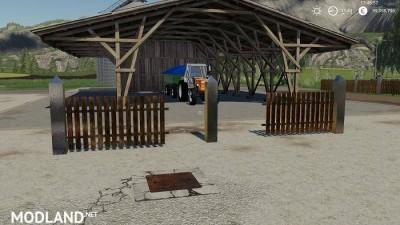 Placeable Fence Set v 1.0, 3 photo