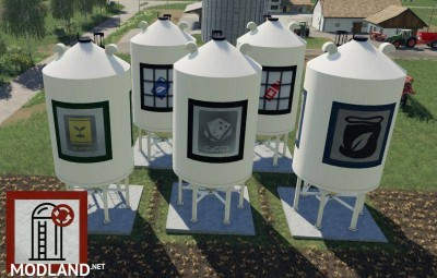 Placeable filling stations – all in one v 1.3, 1 photo