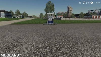 Placeable Gas Station v 1.0, 1 photo