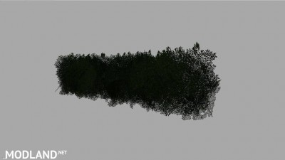 Placeable hedge v 1.0, 2 photo