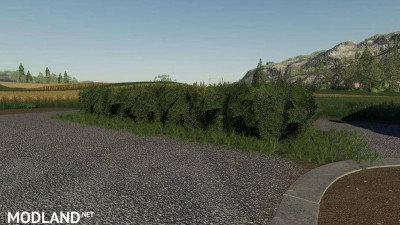 Placeable hedge v 1.0, 3 photo