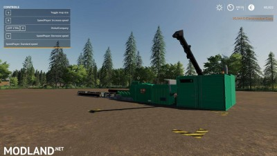 Placeable Jenz Global Company Wood Chipper by Stevie, 3 photo