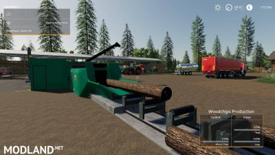Placeable Jenz Global Company Wood Chipper by Stevie, 1 photo