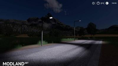 Placeable light pack v1.0, 2 photo