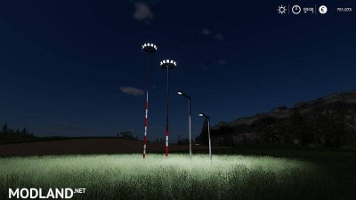 Placeable light pack v1.0, 1 photo