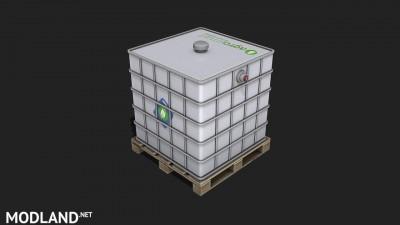 Placeable Liquid Fertilizer Tank v 1.0