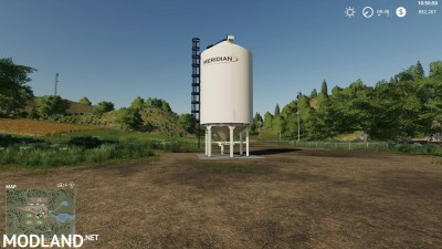 Placeable Meridian Seed Fill Station v 1.0