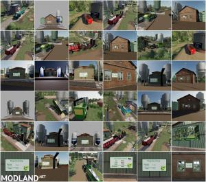PLACEABLE OBJECTS MODS PACK v 1.1 - External Download image