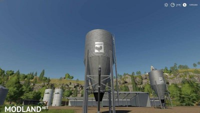 Placeable Seed Fertilizer Food Stations v 1.0.1