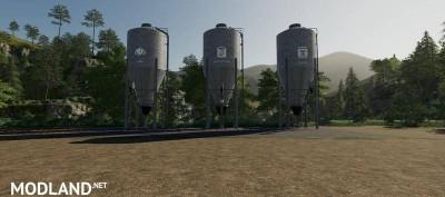 Placeable Seed Fertilizer Food Stations v 1.0.3