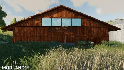 Placeable Straw Warehouse v 1.1