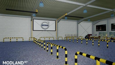 Placeable Volvo hall v 1.0, 4 photo