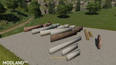 Placeable walls by Uniquestax92