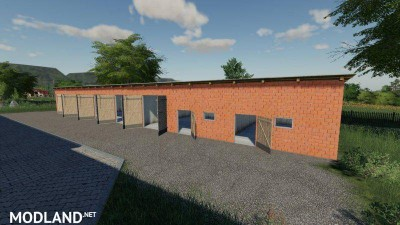 Polski Garage Placeable v 1.0, 2 photo