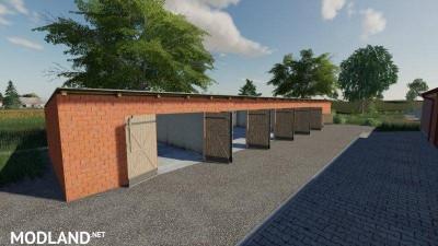 Polski Garage Placeable v 1.0