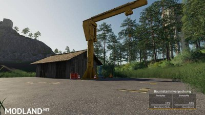 Production pack (forest) v 1.2, 2 photo