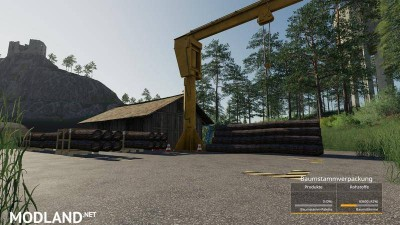 Production pack (forest) v 1.2, 5 photo