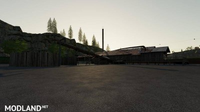 Production pack (forest) v 1.2, 8 photo