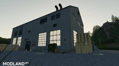 Production pack (forest) v 1.2, 9 photo